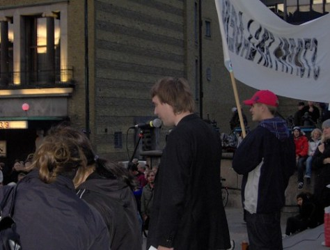 FRA, Demonstration, Göteborg September 2008 024