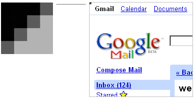 Google Mail Dot