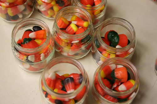 Jars of Renewal: Halloween