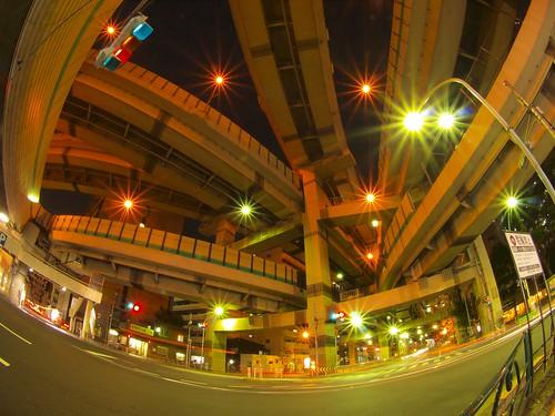 Hakozaki JCT 箱崎ジャンクション