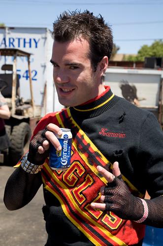 Power Tool Drag Races 2008