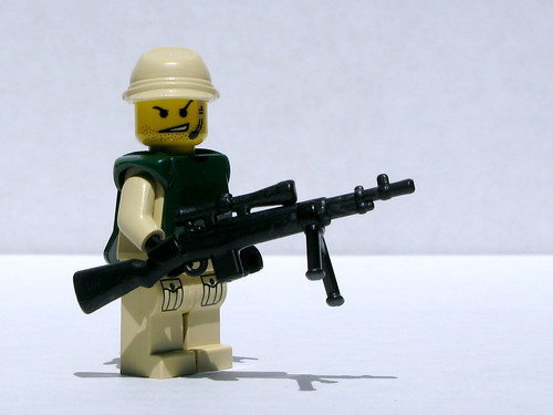 BrickArms M21 prototype on Flickr