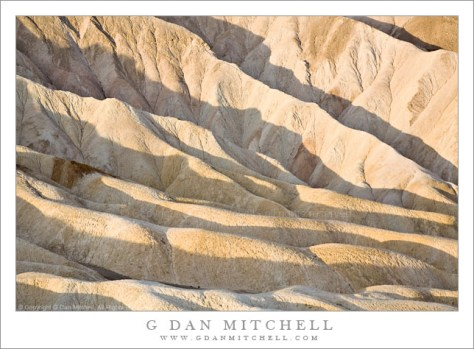 Zabriskie Point Abstract