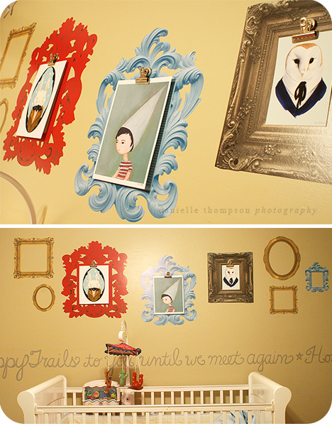DIY: Frame Decals