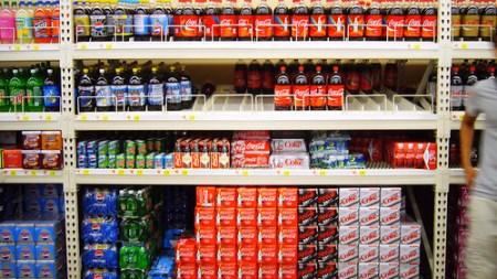 可樂看起來有沒有很小罐? (by Roca Chang)