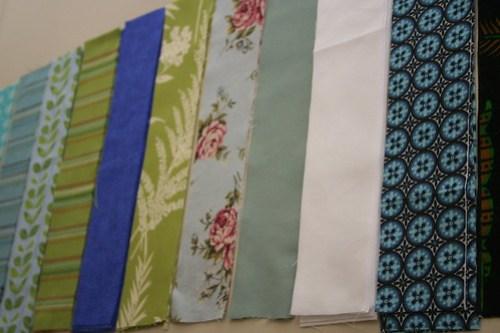 Scrappy fabrics