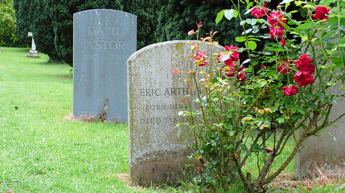 George Orwell's Grave