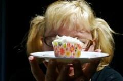 cupcake munchkin