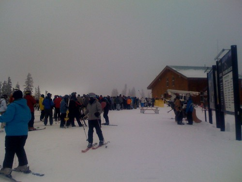 Outpost Gondola Line @ Keystone