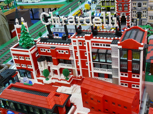 LEGO news Mark Benz' stolen Ghirardelli Square