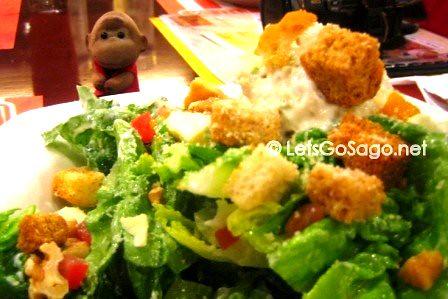 Tiki Waki Chicken Salad