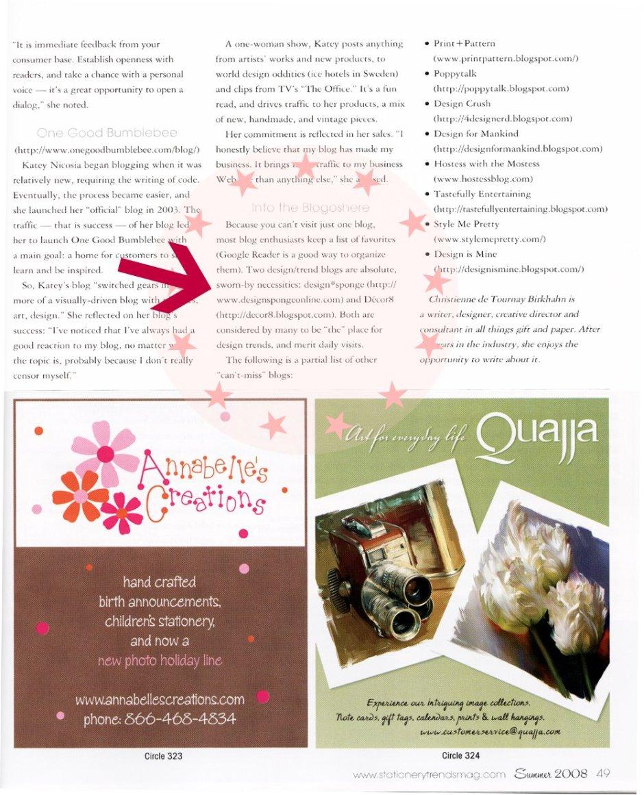 Stationery Trends Magazine