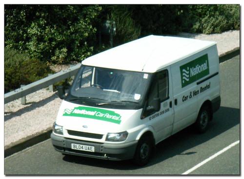 National Car and Van Rental BL04UAE