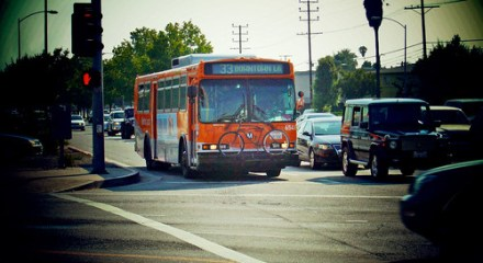 公車可以放腳踏車