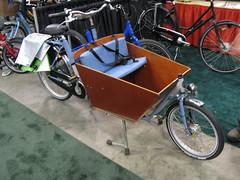 Raincity Bikes @ Green Living Show 2008