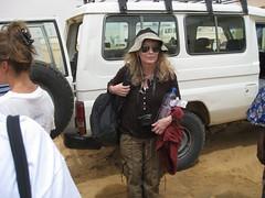 mia at UNHCR Bahai.JPG