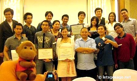 2008 Emerging Influential Bloggers