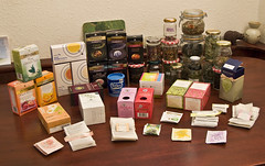 Red Blossom Tea Company And Its Products