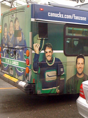 on the bus with kirk mclean