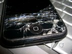 Iphone cracked screen repair