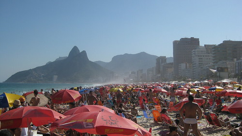 Ipanema winter
