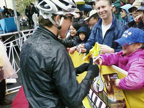 San Jose Race Start Tour of California Stage 3