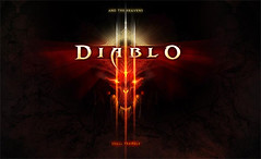 Diablo III Splash