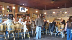 inside Asheville Brewing Company