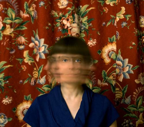 Blurred face - Kirsti