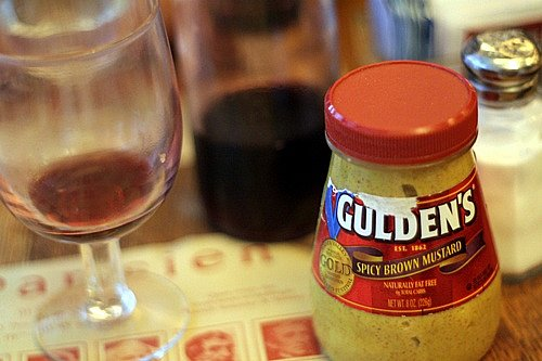 gulden's spicy brown