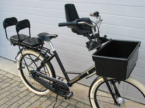 Bikes from WorkCycles in Amsterdam