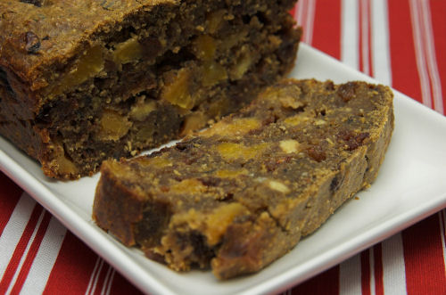 Blacksmith's tea loaf