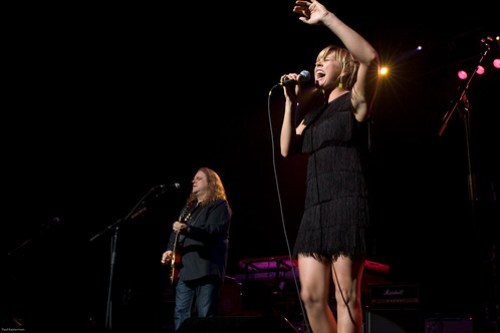 Warren Haynes & Grace Potter