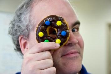 Donut-Eye Joe
