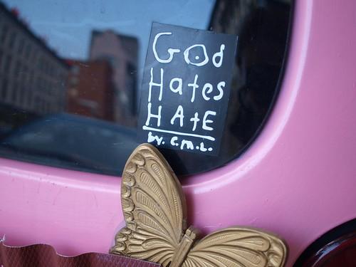 God Hates Hate