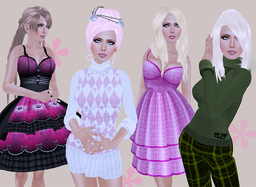 Stuff Found @ Juicy Sim Bday event by you.