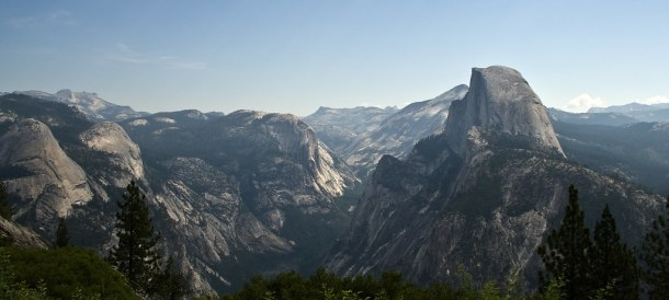 Yosemite Valley & Half Dome