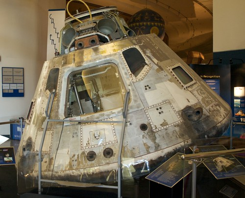 Apollo 9 Command Module