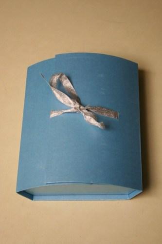 Gift box from Katy