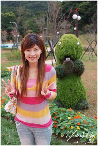 [士林 遊]*2009士林官邸玫瑰展(浪漫登場)   Yukis Life by yukiblog.tw