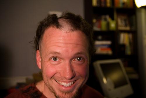 solidarity head shave