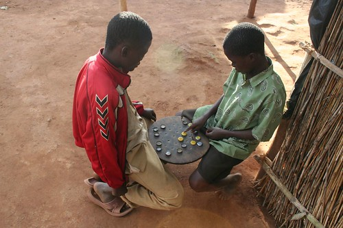 African checkers