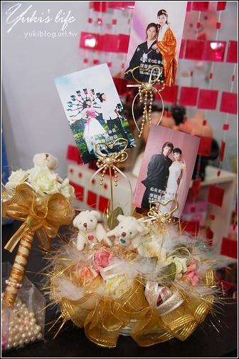[手工藝]*自己DIY華麗的婚宴簽名筆so easy!(有教學步驟)   Yukis Life by yukiblog.tw