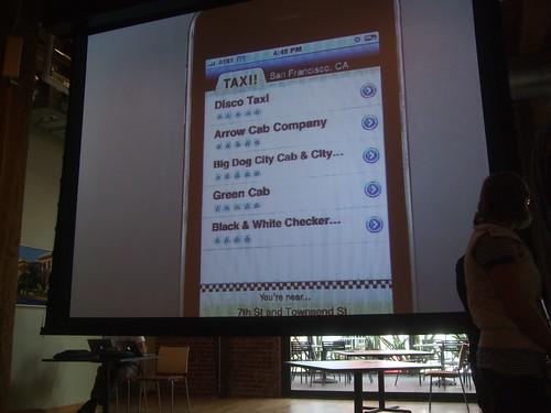 iPhone demo