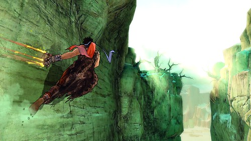 new cel shaded Prince of Persia