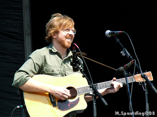 Trey Anastasio @ Rothbury 2008