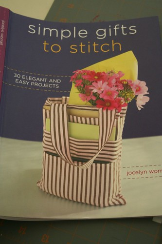 August-September Simple Gifts to Stitch Project
