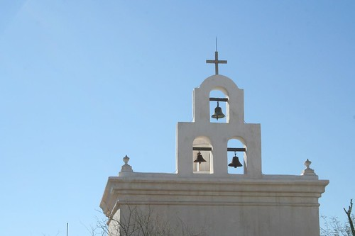bells at San Xavier