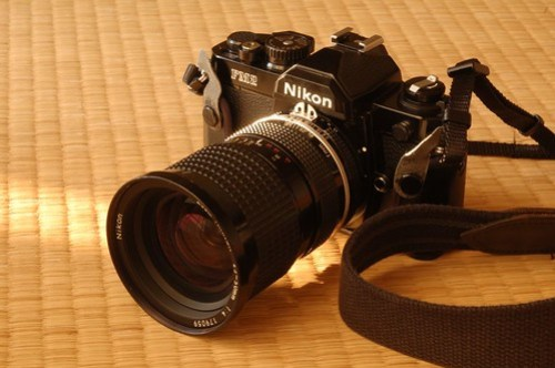 DSC_2825 Nikon FM2n, the travelstar!