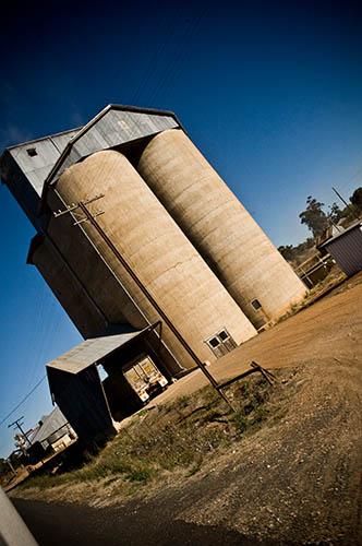 Baan Baa Grain Terminal